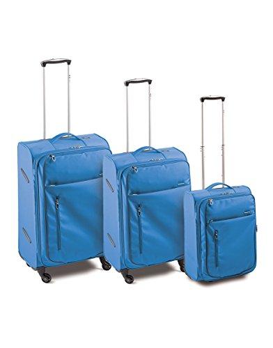 Roncato Ciak Juego de maletas, SCUBA BLUE (Rojo) - 42.51.89