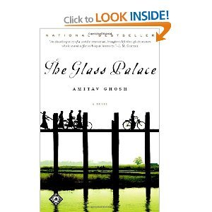 Book cover for The Glass Palace