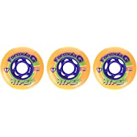 Hyper Rollen für Inlineskates Formula G Era - Ruedas para patines en línea (80 mm), color naranja/azul, talla 80