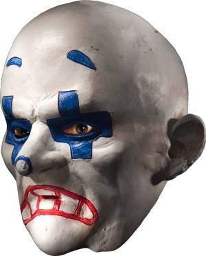 Batman Dark Knight Clown Chuckles Maske (Clown Maske Dark Knight)