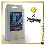 MORGENSCHWINGEN-NECROZMA GX SM101 - #myboost X Sonne & Mond 5 Ultra Prisma - Box mit 10 Deutschen Pokémon-Karten