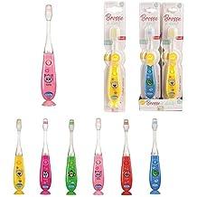 cepillo de dientes para niños con LED Luz 3 – 6 años ...