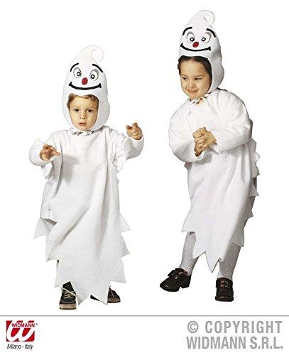 KINDERKOSTÜM - LITTLE GHOST - Größe (Ghost Kostüme Für Jungen)
