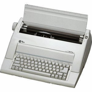 Preisvergleich Produktbild Twen Schreibmaschine T 180 Plus elektrisch ohne Display