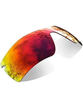 Sunglasses Restorer Cristales Polarizados de Recambio Color Ruby Red para Oakley Radar Path