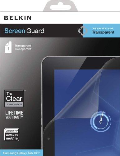 Belkin Screen Guard Transparent Overlay Samsung Galaxy Tab 10.1 1pezzo(i)