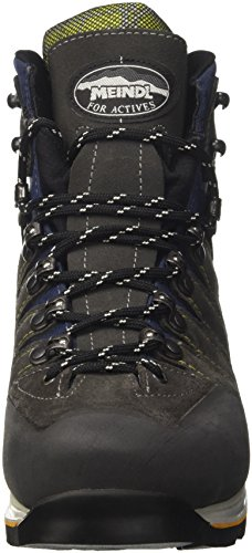 Meindl Air Revolution 4.1, Chaussures de Randonnée Hautes Homme, Anthracite Bleu (Anthrazit/ Marine 31)