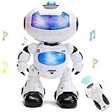 Intelligent Robot Jouet pour Enfant Commandé à Distance Jeux électroniques avec Musique et Lumières par Wishtime