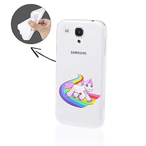 FINOO | Samsung Galaxy S3 Mini Weiche flexible Silikon-Handy-Hülle |