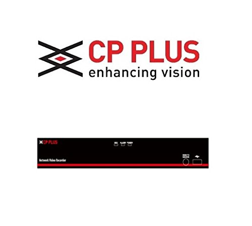 CP Plus 4 Channel 2 M.P 1080P Lite Astra DVR for Hdx/Hdtvi/Hdcvi/Cvbs Devices (Black)  available at amazon for Rs.2849