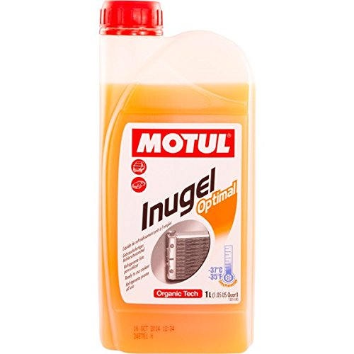 Motul 102923 Inugel Optimal Liquide de Protection Anti-Gel jusqu'à -37 °C - 1 l