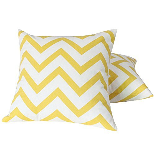new-arrvial-chevron-zig-wave-linen-cotton-cushion-cover-home-decor-throw-pillow-case-yellow-by-phoen