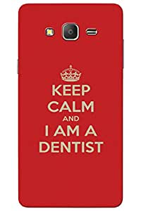 AMAN I Am A Dentist 3D Back Cover for Samsung Galaxy J7