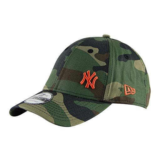 ad43c009b New Era 9Forty Unisex Damen Herren MLB League Essential/Brand Logo 940  Adjustable Cap Strapback