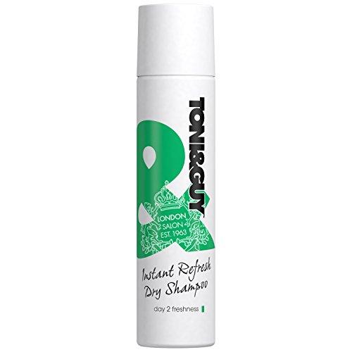 Toni & Guy Cleanse Dry Shampoo, 250 ml