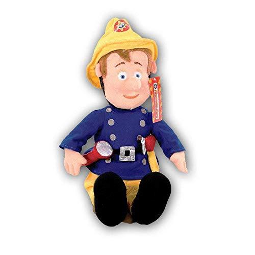 feuerwehrmann sam puppe Speelgoed 8601 - Plüschtiere Brandweerman Sam Pluche 30 cm, mehrfarbig
