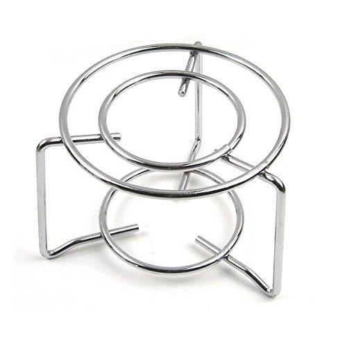 XL-4-Appareils de chauffage spéciaux de pot inox Moka une armature métallique four rond cadre