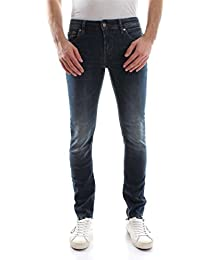 GUESS M64AN1 D2CT2 JEANS Homme