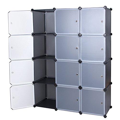 songmics-cubo-armadio-armadietto-guardaroba-scaffale-scarpiera-mobiletto-da-bagno-grigio-lpc34g