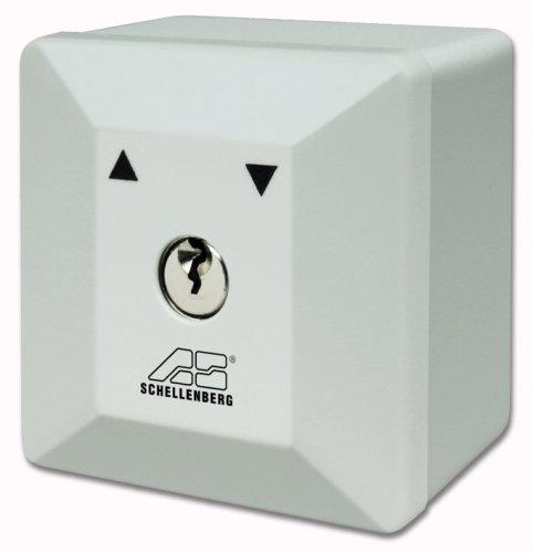 Schellenberg 25101 Schlüsselschalter - Garagentor-sicherheit