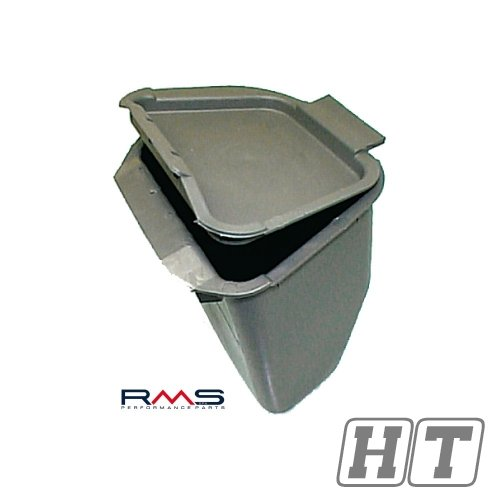 Preisvergleich Produktbild Werkzeugbehälter / Werkzeugbox RMS Für Vespa 50 - 125 PK / FL / HP / Rush