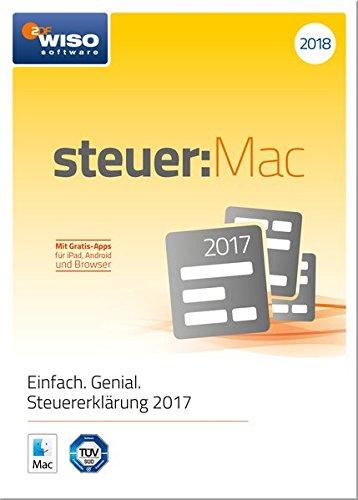 WISO steuer:Mac 2018 (für Steuerjahr 2017)
