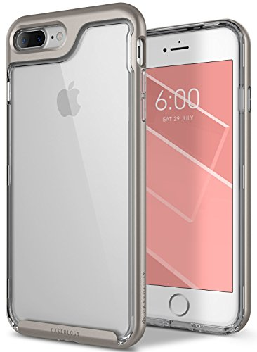 Funda iPhone 8 Plus, Caseology [serie Skyfall] cubierta protectora...
