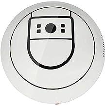 LiféUP Máquina barredora, barredor Robot Limpiador de Barrido Inteligente USB Aspirador