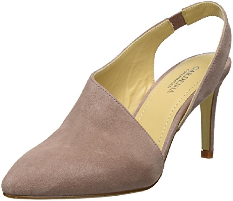 GARDENIA COPENHAGEN Damen Slingback 2018 Letztes Modell  Mode Schuhe Billig Online-Verkauf