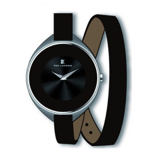 Ted Lapidus A0549RNNN - Reloj para mujeres color negro