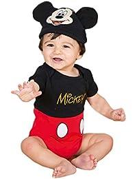 Disney - Bodi de bebé y sombrero