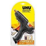 UHU Pistolet de collage à chaud Hot Melt kit de démarrage