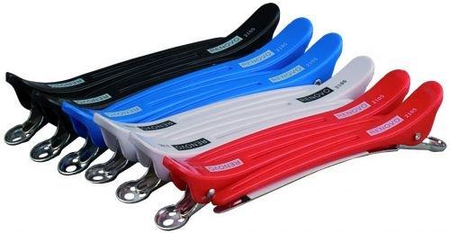 Renovo Combi de compartiment clips 11 cm Multicolore 12 St.