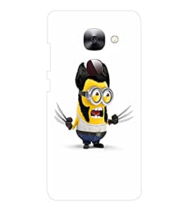 EPICCASE Warewolf Minion Mobile Back Case Cover For LeEco Le Max2 (Designer Case)