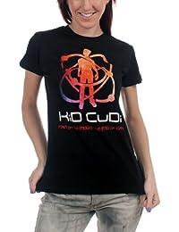 Kid Cudi - Atomic Cudi Girls S/S T-Shirt In Black