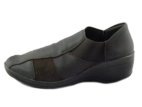 ARCOPEDICO SCARPA DONNA ULTRACOMODA L10 CAFFE I1538 -