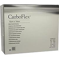 Carboflex Geruchskontrolle Dressing 10cm x 10cm, 10Stück preisvergleich bei billige-tabletten.eu