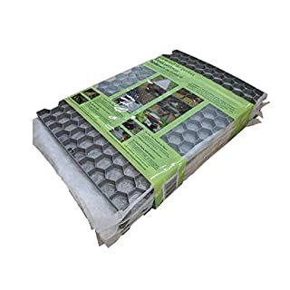 CORE PATH CP3818RL Handy Gravel Stabilizer Grid, Grey, 575 x 400 mm