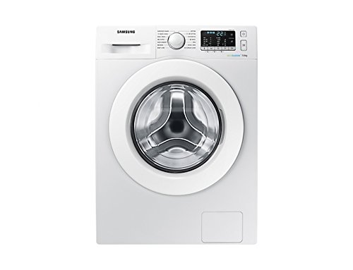 Samsung WW70J5555MW 7kg 1400rpm Freestanding Eco Bubble Washing Machine - White Best Price and Cheapest