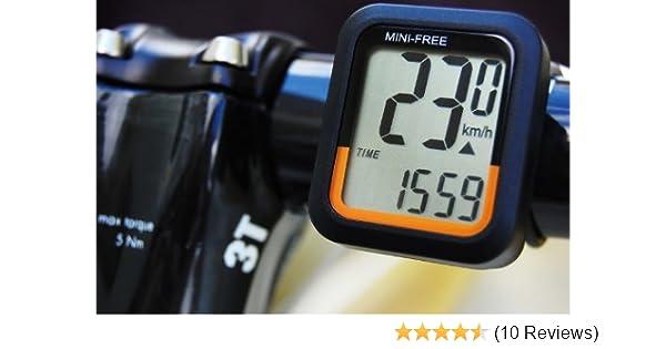 Fahrradcomputer Programmieren : O synce minifree fahrradcomputer kabellos funktionen amazon