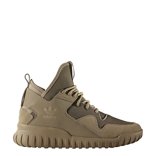 adidas Tubular X, Chaussures de Running Entrainement Homme hemp/hemp/ftwr white