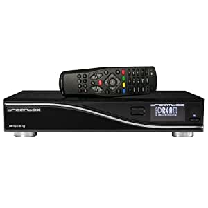 Dreambox DM7020 HD PVR HDTV Receiver Schwarz, Sat / Sat inkl. 2 TB HDD