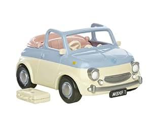 Tatty Teddy and My Blue Nose Friends - Little Blue Motor Car – La Petite Voiture Bleu (Import UK)