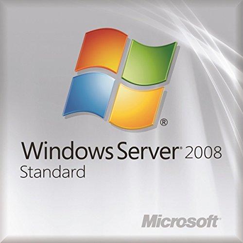 Windows Server 2008 R2 Standard OEM (Produktkey ohne Datenträger per Post)