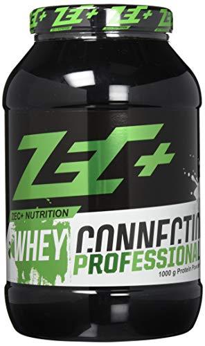 ZEC+ Whey Connection Professional - 1000 g, Mehrkomponenten Protein-Pulver, Geschmack Vanilla