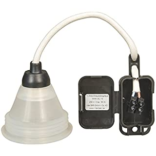 VS Electronic Silikon-Einbaustrahlergehäuse Maxi GU10