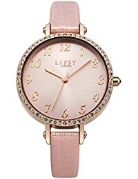 Lipsy Damen-Armbanduhr Analog Quarz LP400