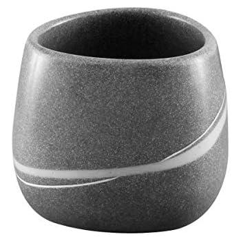 Polyresin ca Steinoptik 12.9 x 6,4 x 10.4 cm Zeller 18303 Zahnb/ürstenhalter