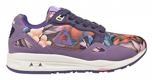 Le Coq Sportif LCS R900 Flower Women Schuhe Sneaker Neu Lila