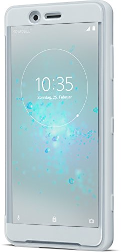 Image of Sony 1312-4692 Style Cover View Touch SCTH50 für Xperia XZ2 Compact Grau
